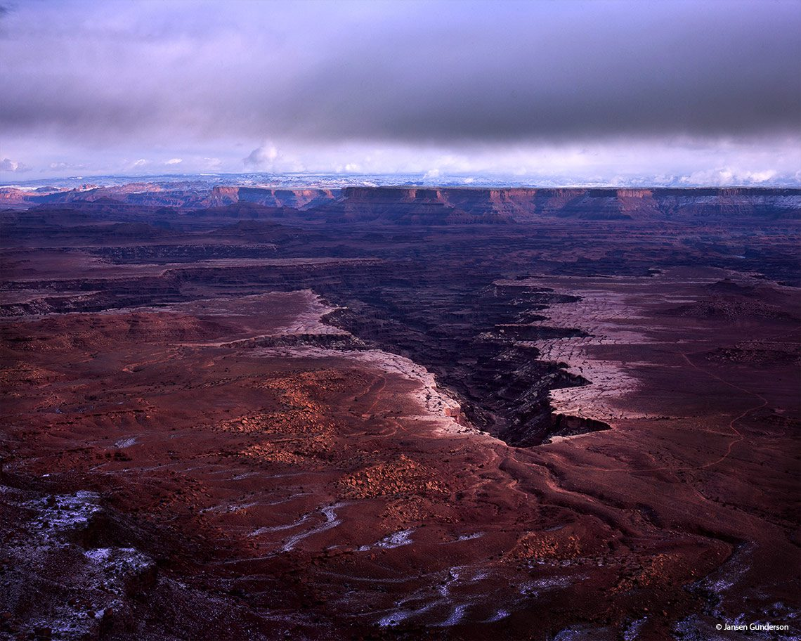 Buck Canyon, Canyonlands National Park, Utah